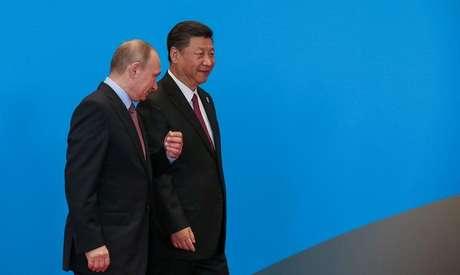 China e Rússia pedem contenção à Coreia do Norte e aos EUA