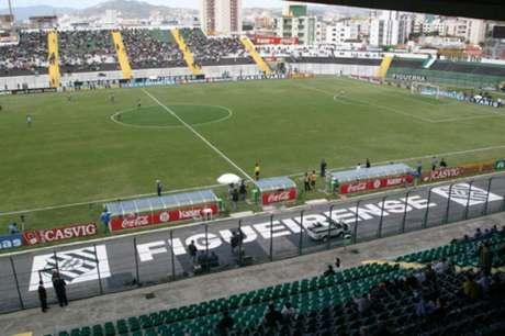 Orlando Scarpelli é palco para Figueira e Ceará, no próximo sábado (Foto: Eduardo Viana)