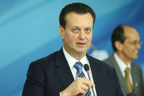Gilberto Kassab, ministro da Ciência, Tecnologia e Comunicações