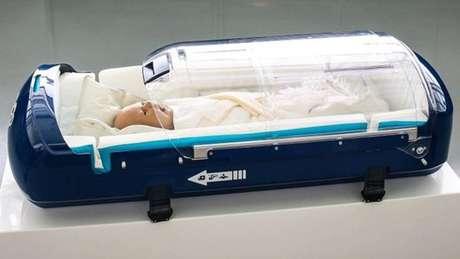 O 'Babypod' foi desenvolvido para ser leve, forte e acessível