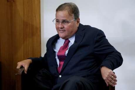 Ex-ministro Geddel Vieira Lima durante reunião no Palácio do Planalto em Brasília 22/11/2017 REUTERS/Ueslei Marcelino