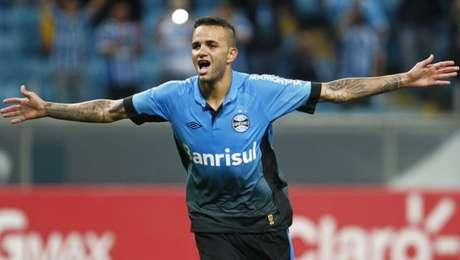 Luan tem vínculo com o Grêmio até setembro de 2018 (Foto: Divulgação)