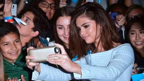 Selena lidera a lista