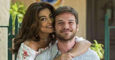 Trama de Bibi (Juliana Paes) e Rubinho (Emílio Dantas) desagrada a quem detecta apologia ao crime