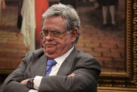 O advogado Antônio Cláudio Mariz de Oliveira, que já teve o ex-presidente Michel Temer como seu cliente
