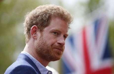 Príncipe Harry, do Reino Unido 23/04/2017 Action Images via Reuters/Matthew Childs