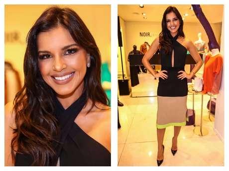Mariana Rios (Fotos: Raphael Castello/AgNews)