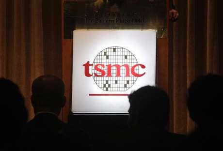 Conferência com investidores da TSMC em Taipei, Taiwan 17/04/2014 REUTERS/Pichi Chuang