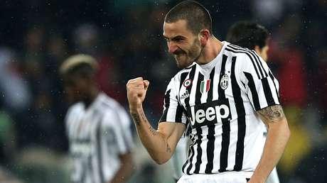 Bonucci é um dos principais jogadores da Juventus