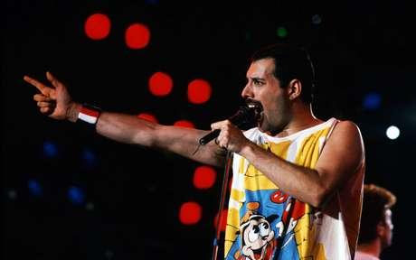 Freddie Mercury será homenageado neste domingo em show grátis na Av. Paulista