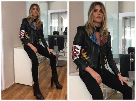 Fernanda Lima/Reprodução/Instagram/@rodrigogrunfeld