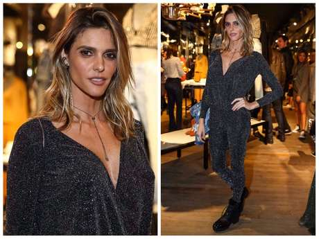 Fernanda Lima (Fotos: Raphael Castello/AgNews)