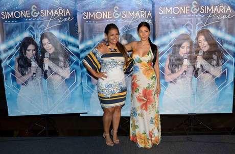 Simone e Simaria (Foto: AgNews)