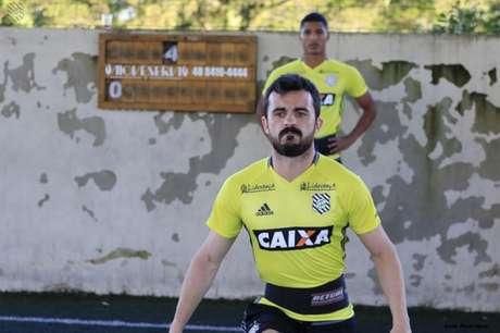 Juliano espera sequência de vitórias para o Figueira subir na tabela - Divulgação