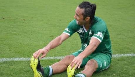 Apodi foi titular na vitória por 2 a 0, sobre o São Paulo, no último domingo - Divulgação