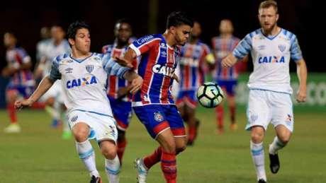 Avaí arranca empate fora de casa diante do Bahia - Divulgação