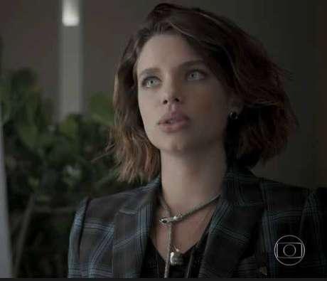 Bruna Linzmeyer (Fotos: TV Globo/Divulgação)