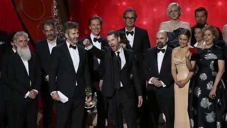 Game of Thrones conquistou 12 dos 23 prêmios Emmy para os quais foi indicada em 2016