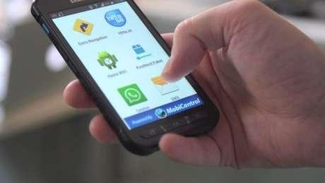 Empresa é especializada em sistemas de software de tecnologia móvel