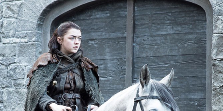 Arya Stark foi o destaque do primeiro episódio da sétima temporada de 'Game of Thrones'