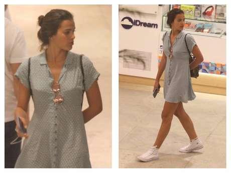 Bruna Marquezine (Fotos: Daniel Delmiro/AgNews)