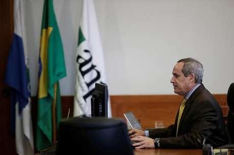 Décio Oddone, diretor-geral da ANP, durante entrevista à Reuters no Rio de Janeiro, Brasil 30/1/2017 REUTERS/Ueslei Marcelino