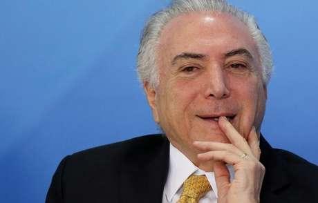 Presidente Michel Temer 12/07/2017 REUTERS/Adriano Machado