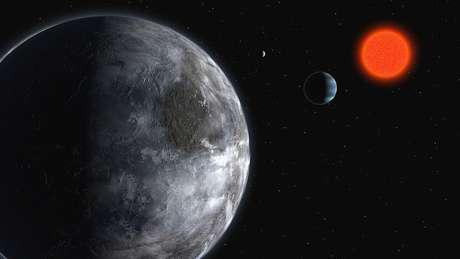 Anãs-vermelhas são as estrelas mais comuns do universo, representando mais de 70% do total