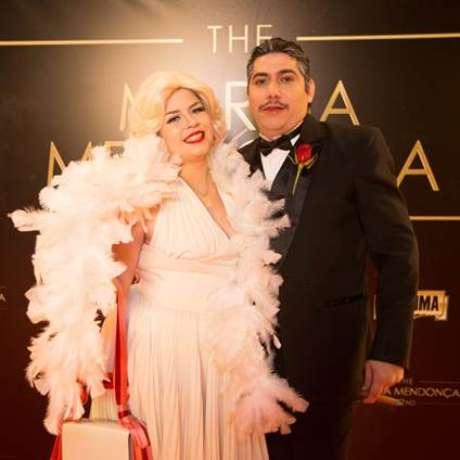 Marilia Mendonça e o noivoYugnir José