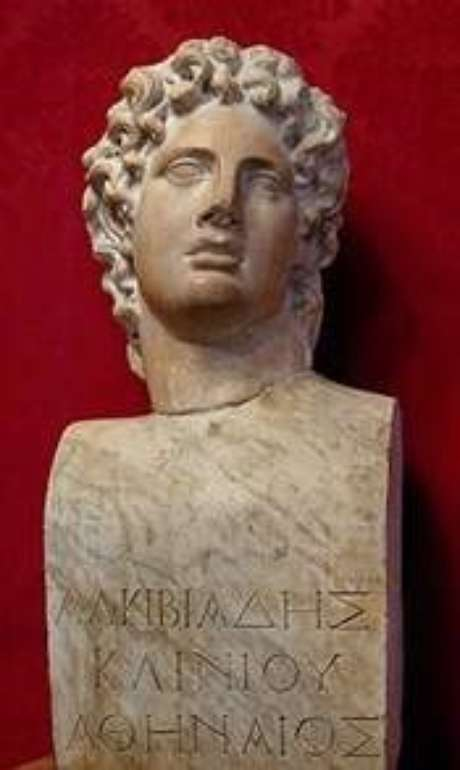 Alcibíades (450-404 aC)