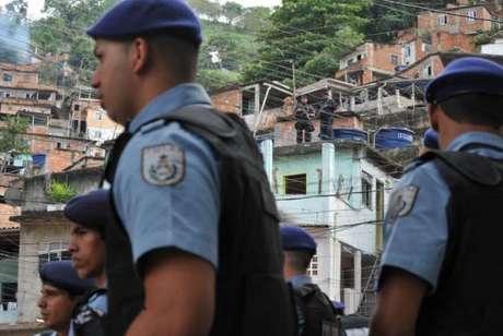 Pesquisa constatou que há significativa concentração da violência na Zona Norte e em áreas da Zona Oeste do Rio. População quer mais policiamento