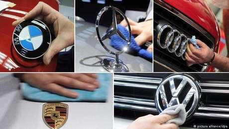 Comissão Europeia suspeita de cartelização na indústria automóvel alemã
