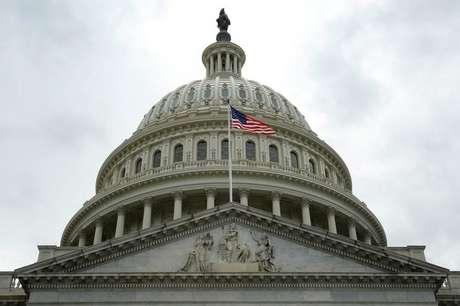 Prédio do Congresso dos Estados Unidos 04/05/2017 REUTERS/Yuri Gripas