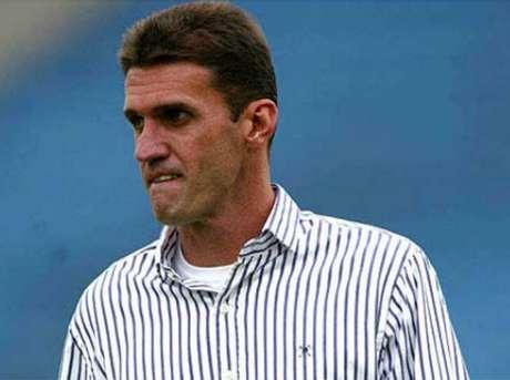 Vagner Mancini chega ao Vitória depois de ter sido demitido pela Chapecoense (Foto: Eduardo Viana)
