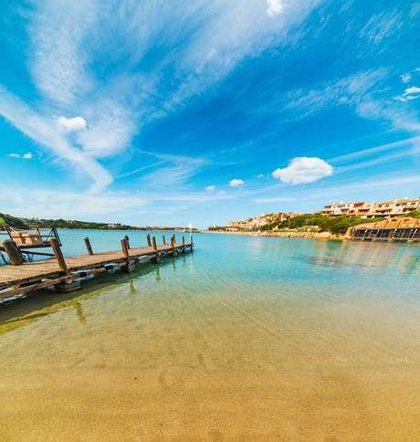 Porto Cervo, na Sardenha