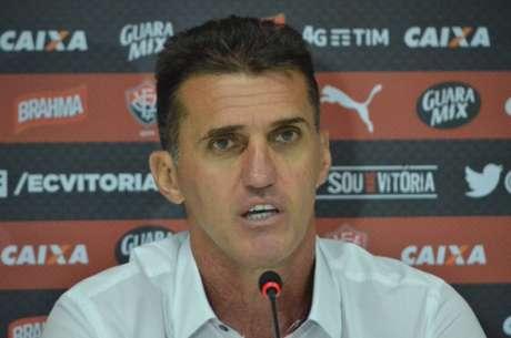Vagner Mancini conquistou os estaduais de 2008 e 2016 pelo Vitória (Foto: Reprodução/Facebook oficial do Vitória)