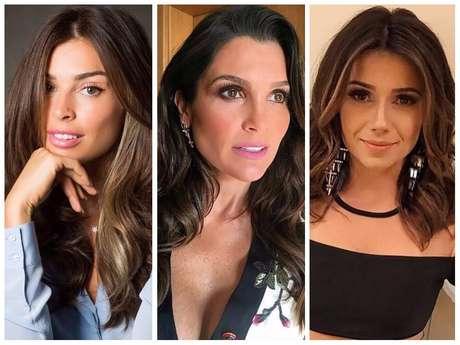 Grazi Massafera, Flávia Alessandra e Paula Fernandes