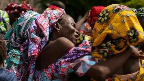 Meninas de Chibok foram sequestradas em 2014