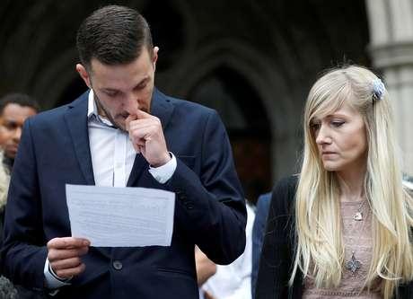'Hospital negou último desejo', diz mãe de Charlie Gard
