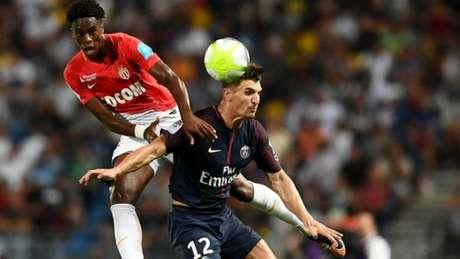 Monaco 1 x 2 PSG