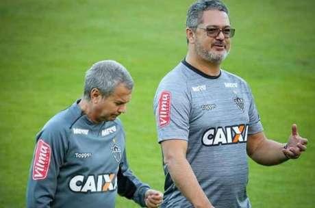 Embalado com a vitória sobre o Coxa, Galo pega o Corinthians no Mineirão - Foto: Bruno Cantini / Atlético-MG