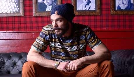 Kiko Pissolato agora se divide entre a carreira artística e a marca American Bison