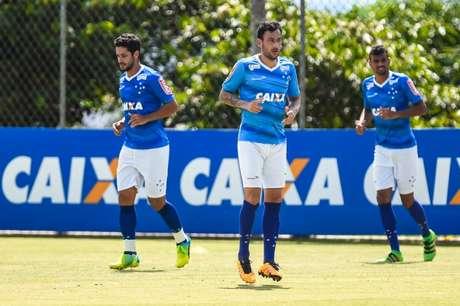 Após empate com Cruzeiro, Lindoso pede foco total na Libertadores