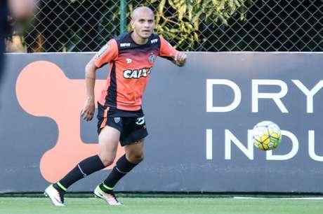 Atlético treina com portões fechados para jogo contra o Corinthians (Foto: Bruno Cantini/Atlético-MG)