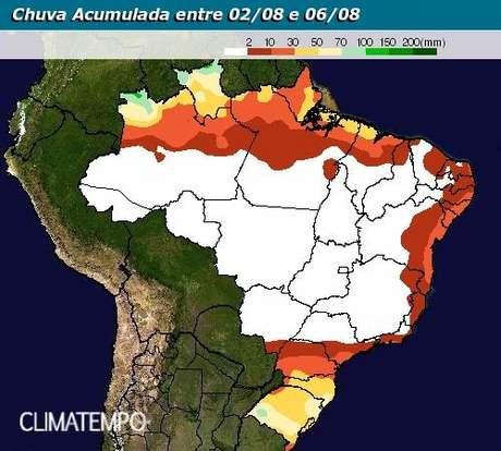 Confira a previsão do tempo para esta semana em Atibaia
