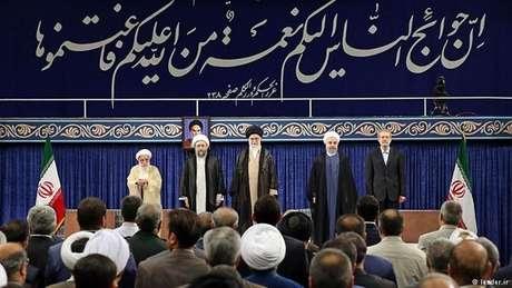 Irã qualifica novas sanções dos EUA como uma violação do acordo nuclear