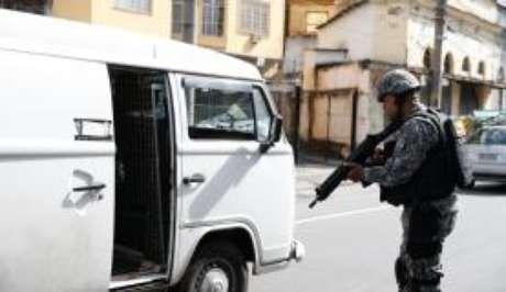 A operação foi deflagrada para coibir roubo de cargas e o crime organizado