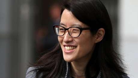 Ellen Pao, em 2015