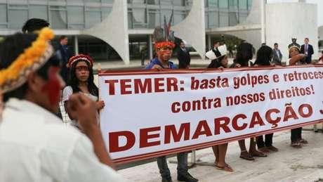 Pensamento de Bolsonaro e Enéas se une na crítica à demarcação de terras indígena