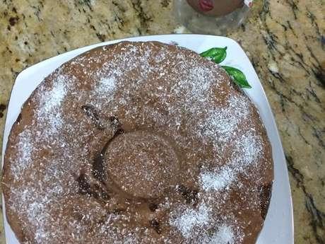 Torta carmosa morena
